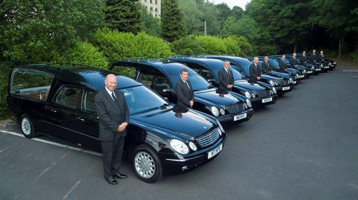 Knight And Boys Funeral Vehicles Hearses And Limousines